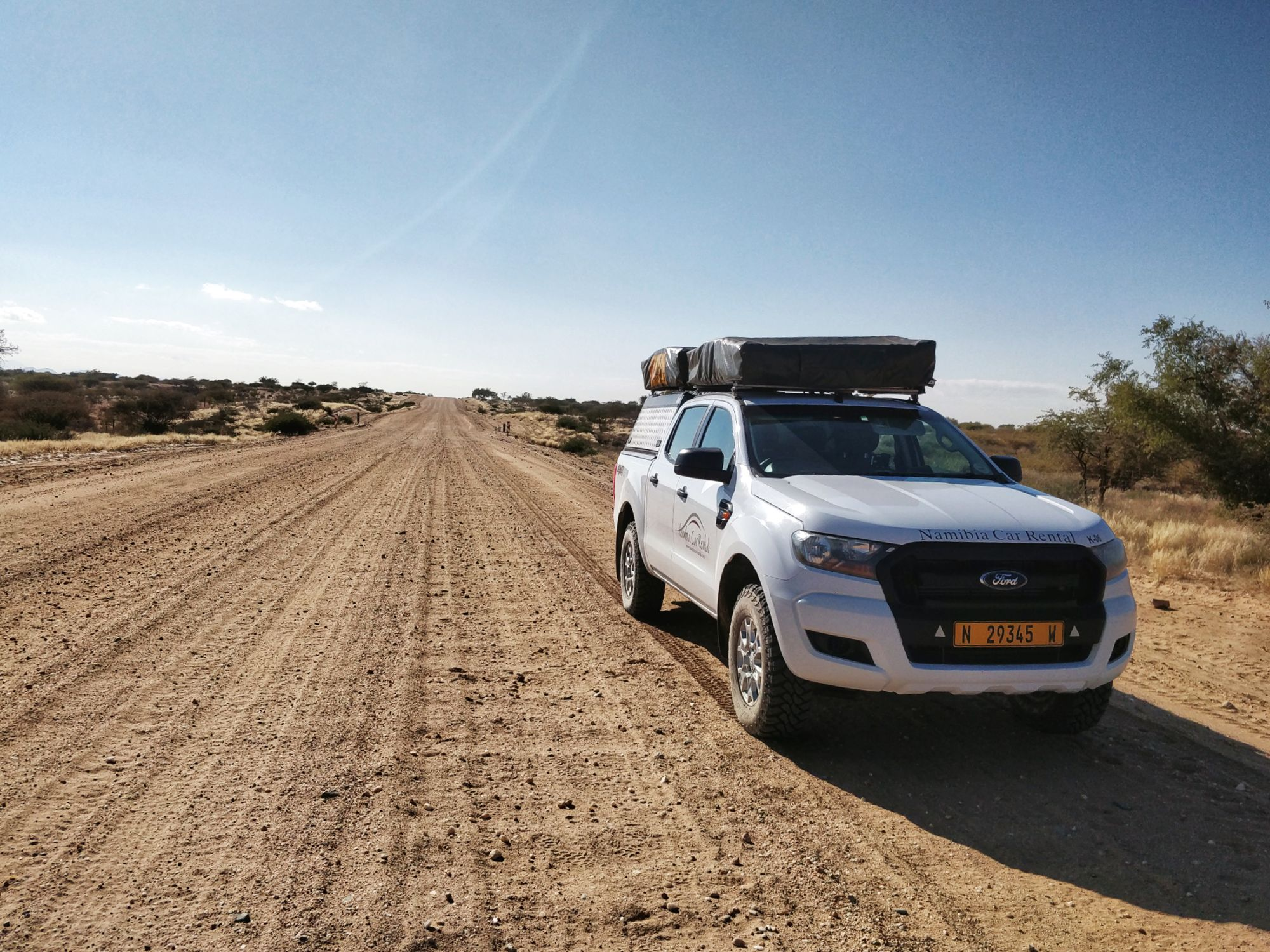 Self Drive Family Safari in Namibia and Botswana - World